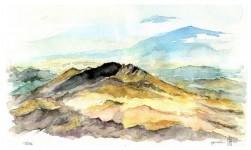 Canary Island Mountains