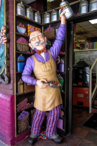 Candy Man Jigsaw Puzzle