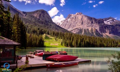 Canoe Rentals Jigsaw Puzzle