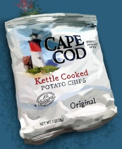 Cape Cod Chips Jigsaw Puzzle