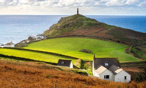 Cape Cornwall Jigsaw Puzzle