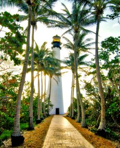 Cape Florida Light Jigsaw Puzzle