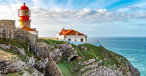 Cape Vincent Lighthouse Jigsaw Puzzle