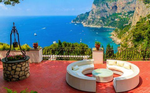 Capri Island Jigsaw Puzzle
