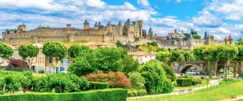 Carcassonne Jigsaw Puzzle