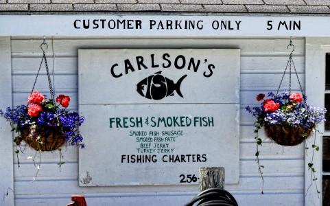 Carlson's Fish Jigsaw Puzzle
