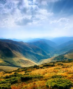 Carpathian Valley Jigsaw Puzzle