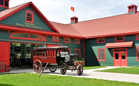 Carriage Museum Jigsaw Puzzle