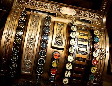 Cash Register Jigsaw Puzzle