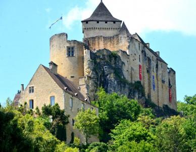 Castelnaud Castle Jigsaw Puzzle