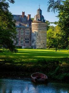 Castle Haus Assen Jigsaw Puzzle