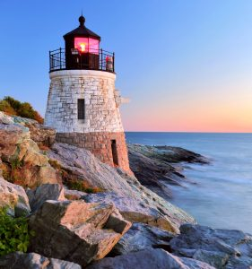 Castle Hill Lighthouse Jigsaw Puzzle