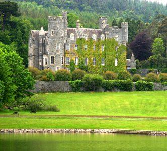 Castlelwellen Castle Jigsaw Puzzle