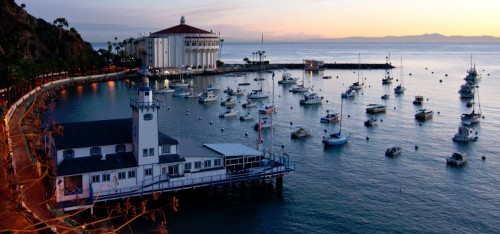 Catalina Harbor Jigsaw Puzzle
