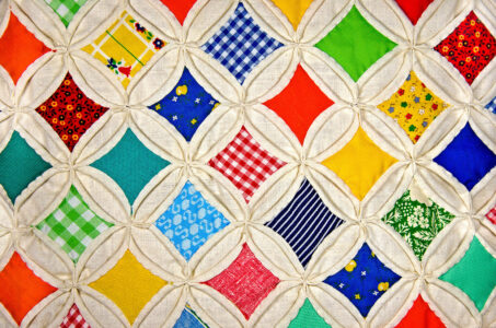 Cathedral Quilt Jigsaw Puzzle