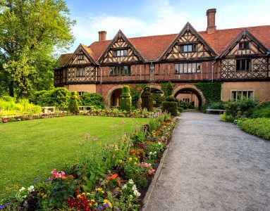 Cecilienhof Palace Jigsaw Puzzle