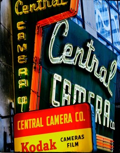 Central Camera Jigsaw Puzzle