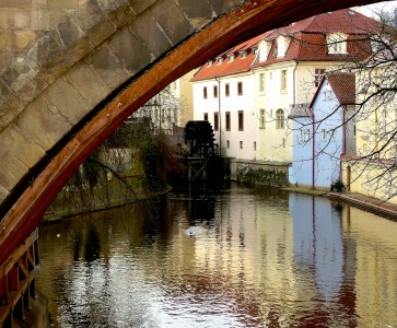 Certovka Canal Jigsaw Puzzle