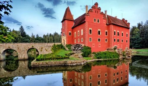 Červená Lhota Castle Jigsaw Puzzle
