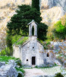 Chapel of St Ivan Jigsaw Puzzle