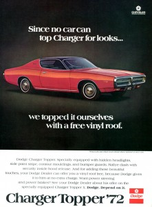 Charger Ad Jigsaw Puzzle