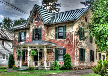 Charles Gasche House Jigsaw Puzzle