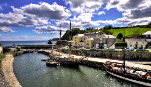 Charlestown Port Jigsaw Puzzle
