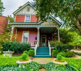 Charlotte House Jigsaw Puzzle