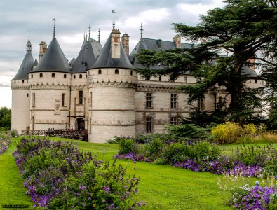 Château de Chaumont Jigsaw Puzzle