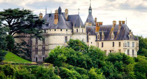 Chaumont Castle Jigsaw Puzzle