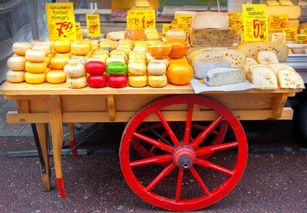 Cheese Cart Jigsaw Puzzle