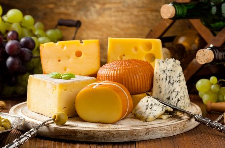 Cheese Platter Jigsaw Puzzle