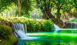 Chet Sao Noi Waterfall