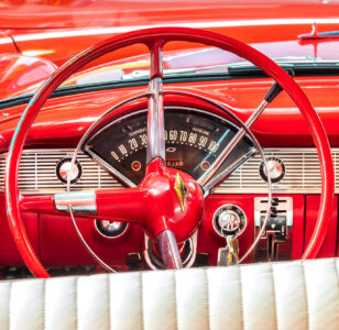 Chevy Bel Air Jigsaw Puzzle