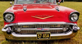 Chevy Hood and Grill