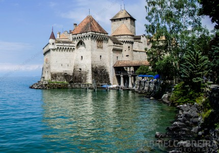 Chillon Castle Jigsaw Puzzle