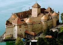 Chillon Castle Jigsaw Puzzle