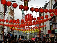 Chinatown New Year