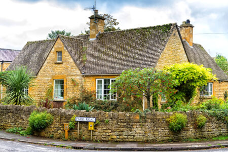 Chipping Campden Home Jigsaw Puzzle