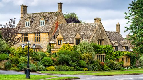 Chipping Campden House Jigsaw Puzzle