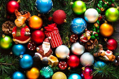 Christmas Balls Jigsaw Puzzle