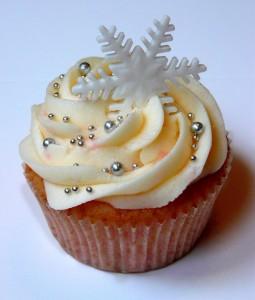 Christmas Cupcake Jigsaw Puzzle