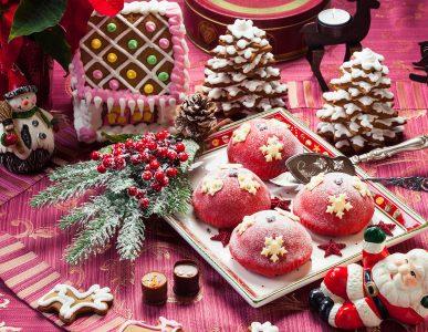 Christmas Cupcakes Jigsaw Puzzle