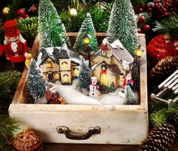 Christmas Drawer Jigsaw Puzzle