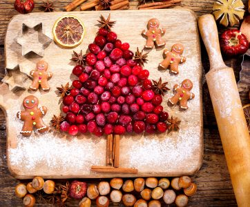 Christmas Food Fun Jigsaw Puzzle