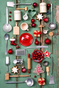 Christmas in the Kitchen Jigsaw Puzzle