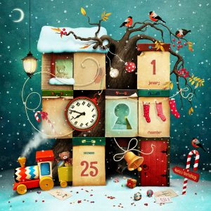 Christmas is Coming Jigsaw Puzzle