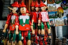 Christmas Pinocchios