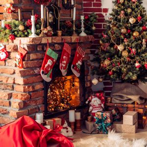 Christmas Stockings Jigsaw Puzzle