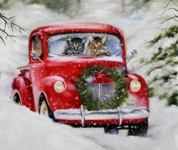 Christmas Travel Jigsaw Puzzle